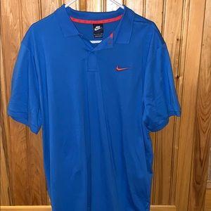 Men's Nike cotton polo